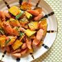 調理法いろいろ!「かぼちゃ×ウインナー」のお手軽レシピ