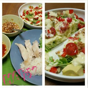 母の日ご飯