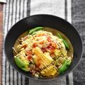 超節約だけど大満足♡ツナと白菜とふんわり卵のエスニック丼 by OTOKOMAE KITCHEN MARI'sさん
