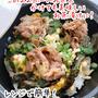【レシピ】お茶漬けにしてもおいしい!豚のしぐれ煮と炒り卵丼!