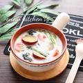 小松菜とさつまいもの塩麹シチュー☆&クックパッド話題入りレシピ♪