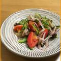 ゴーヤと塩コンブのサラダ by カルネさん
