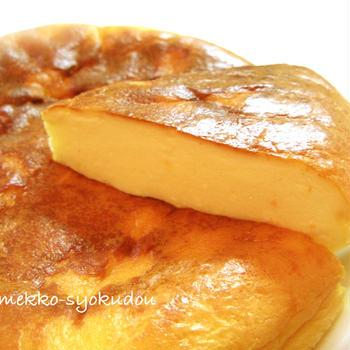 【1000レポ達成】●炊飯器で焼く☆超簡単チーズケーキ● が殿堂入りしました!