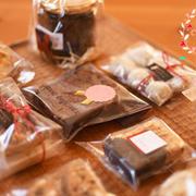 2月のベーグル、バレンタイン焼き菓子セットのご案内