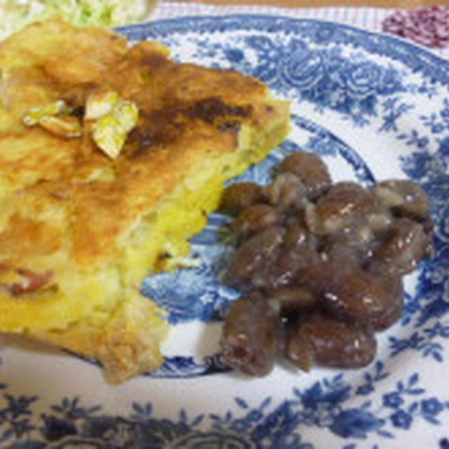 「生鮭ときのこの炊き込みご飯」や「林檎とさつまいものパンケーキ」