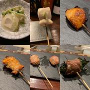 口内に広がる幸せと肉汁、一口焼鳥の会 at yakitori燃westさん