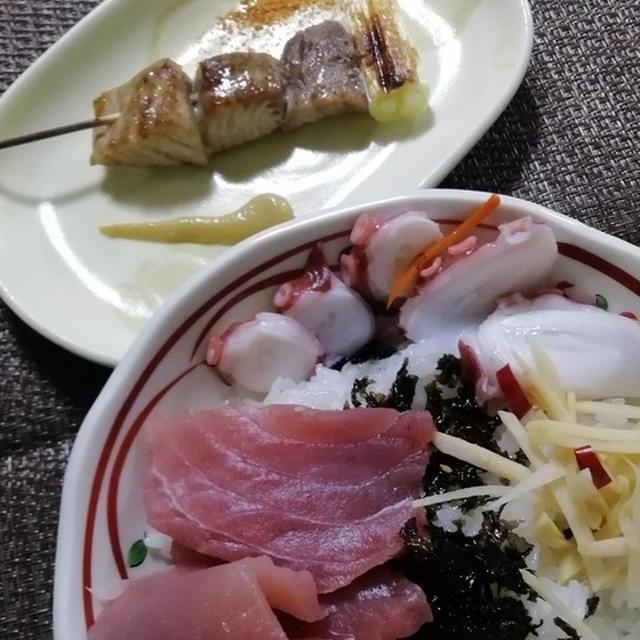 キハダマグロ活用方!三昧!