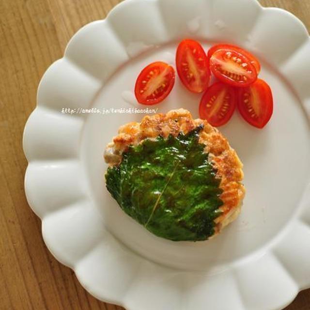 すぅさんの憧れのあの料理(リンク有)と、秋鮭のハンバーグ