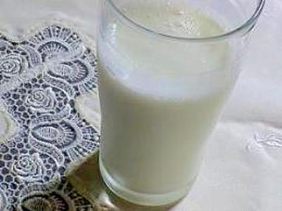 健康法師の イタリアかぶれのレモンミルク