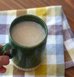 冬のあったかおやつ 酒粕でつくる甘酒の作り方