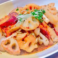 根菜のイタリアン煮物