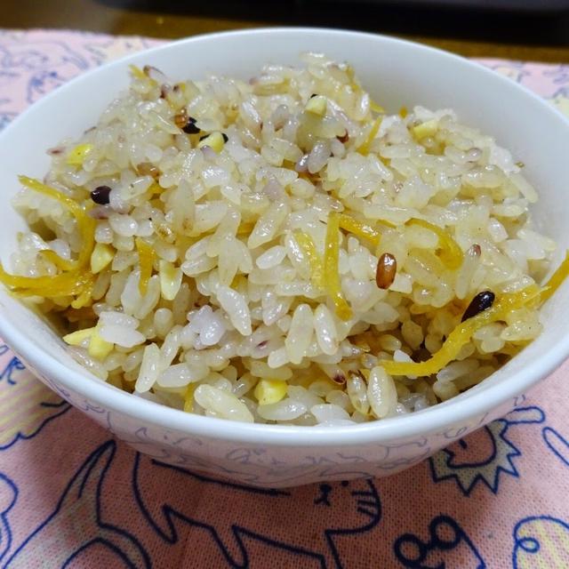 一番食品 茶寮このみ 九州六穀生姜ごはん