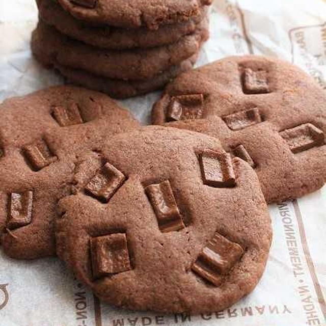 簡単・チョコレートクッキー