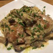 鶏肉とキノコのフリカッセ 山田 慶介シェフのレシピ