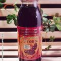 ★ポリフェノールがブルーベリーの5倍 有機アロニア果汁 飲んでみましたぁ♪