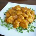 【簡単レシピ】鶏むね肉のチリソース♪