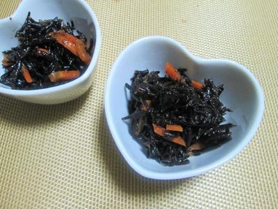 常備菜やお弁当にも☆彡ひじきの煮物~ココナッツジンジャー風味~