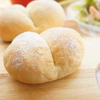 鬼リピレシピ♪ハイジの白パン(天使のお尻パン、ブレッツェン)