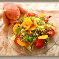 『Oisix新鮮野菜のおためしセット』でお手軽常備菜ナムル&簡単スイーツとカボッコリーサラダ作ってみた by チョピンさん