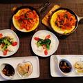 気温が下がってスキレットの登場☆豆腐とブロッコリーのサラダ♪☆♪☆♪ by みなづきさん