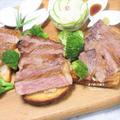 贅沢の極み!上州和牛鑑賞ディナー。3なし焼き。1滴も残らず食べたい!!『上州和牛ステーキ』