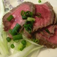 華やかな食卓に「ローストビーフ」簡単レシピ