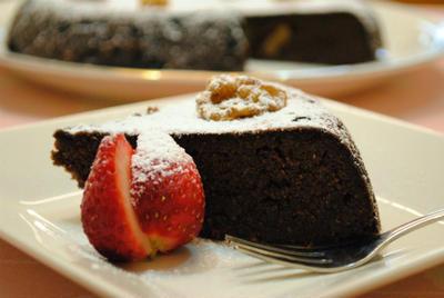 ホットケーキミックス×炊飯器で ココア おからケーキ ☆