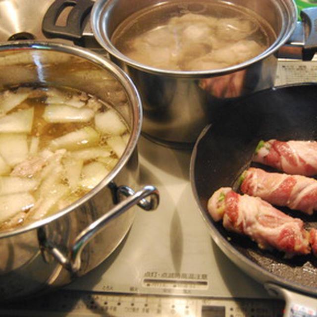 豚肉大好き・・・?