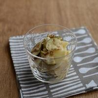 モニターレシピ:大根と茄子のダシぽん漬け