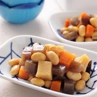 常備菜に!優しい味わいの五目豆