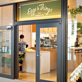 Eggs'n Things茶屋町店