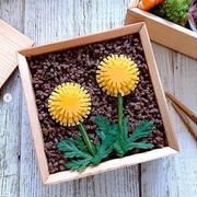 お弁当に咲く可憐な花!色んな食材で出来る「#たんぽぽ弁当」がかわいい