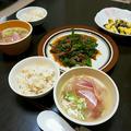 いつぞやの夕ごはん☆青椒肉絲&蕪スープとそのリメイクポタージュ【ざっくりレシピ付】
