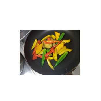 彩り綺麗な夏野菜♡