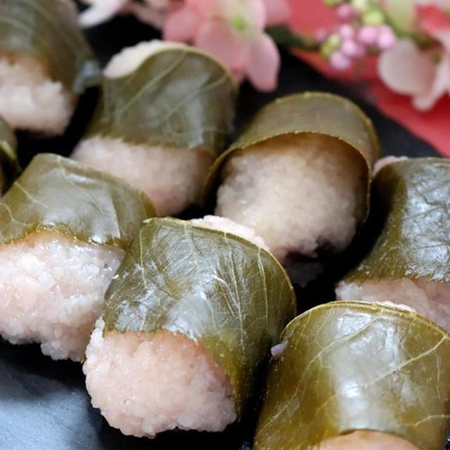 【レシピ】1年中でも食べたい桜餅🌸関西風(九州もだけど)が好き♡