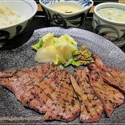仙台牛たん青葉苑 オープン記念特上牛たんランチ@浦和パルコ店
