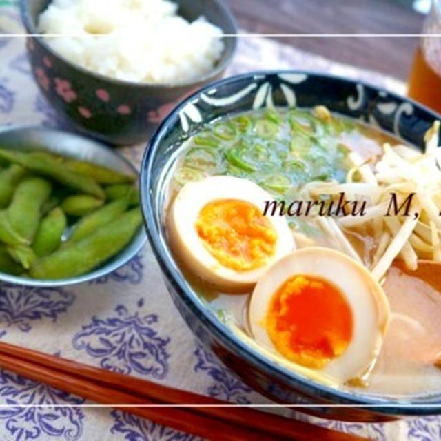 簡単♪半熟味つけ卵&レシピブログ大人気パンベスト100に掲載。