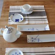 「眞窯」Table Style 1 春のティータイム