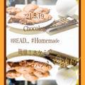 今日の朝活!ホケミでチョコパン〜&UBEREATSマトンカレー