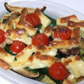 簡単!安い!野菜のカマンベール風味焼き