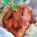 【レシピ掲載*くらしのアンテナ】/【麺つゆで】うまーい‼燻製みたい♪チキンジャーキー