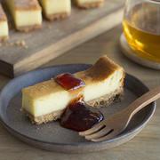 ハンドブレンダーで混ぜて焼くだけ!本格ベイクドチーズケーキを作ろう♪