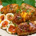 【レシピ】ヘルシーなのに大満足♬厚揚げの大葉チーズ肉巻き♬