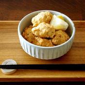 レモンとハーブの鶏肉団子