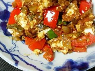 >食道全体が柔らかな芳香につつまれる。パニールのスパイス炒め。 by 香澄さん