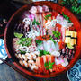 お寿司レシピ色々~❤️と、子供たちの進級祝いに♪盛り盛り贅沢ちらし寿司❤️