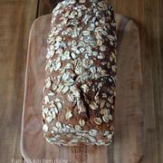 湯種入り、ひまわりの種入りライ麦80%メアコーンブロート