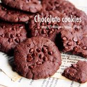 ♡超簡単失敗なし♡Wチョコレートクッキー♡【#簡単#お菓子#バレンタイン】