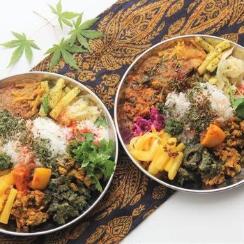 『良質の素材調味料で大満足な自家製スリランカスタイルカリー』料理研究家 指宿さゆり