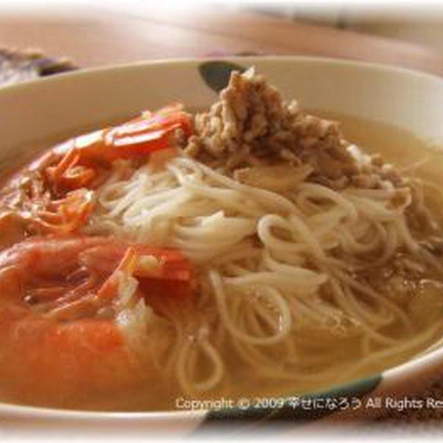 台湾の味☆坦仔麺(風?)